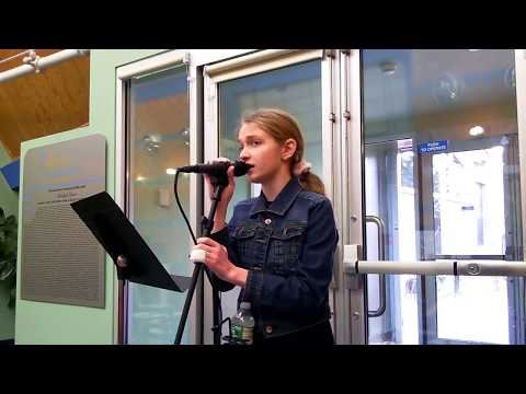 """""""Tightrope"""" - from """"The Greatest Showman"""" - cover by Grace Ann Miller"""