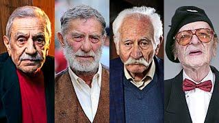 85 Yaşını Devirmiş Yaşayan 40 Türk Ünlü  Öncesi ve Sonrası (2021)