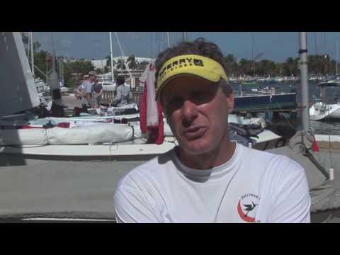 Peter Commette - Snipe Sailor - Interview