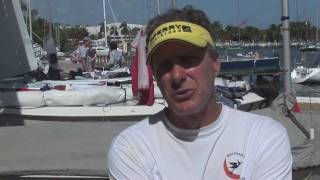 Peter Commette - Snipe Sailor - Interview