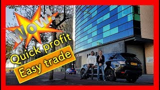 WoW!!! Quick profit! Easy trade! - watch J & R Forex trading