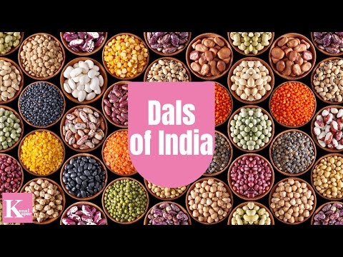 Identify 21 most used Dals Of India | Kunal Kapur Recipes | Kitchen Tips & Tricks