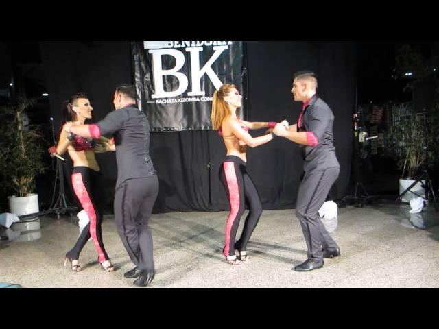 DANIEL Y DESIREE ANTONIO Y FANI Show en BK CONGRESS 12072013 Travel Video