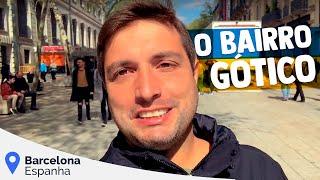 O Bairro Gótico e a Origem de Barcelona