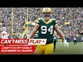 Dean Lowry's BIG GUY TD Off Winston's Fumble PLUS Lambeau Leap! | Can't-Miss Play | NFL Wk 13