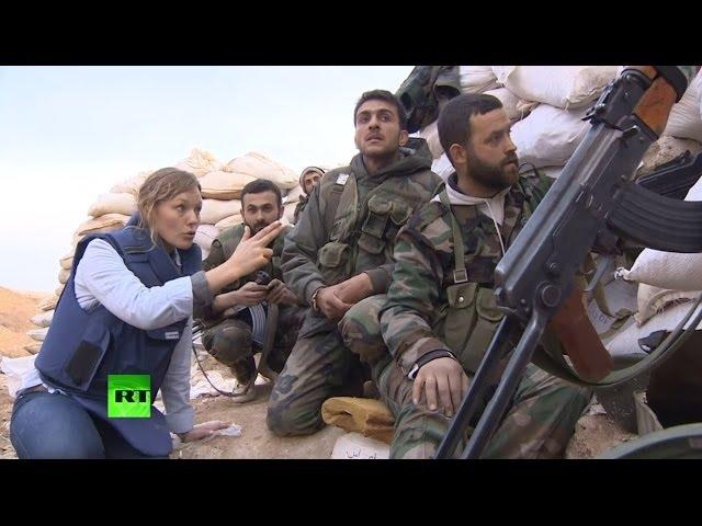 Жители Адры рассказали RT о зверствах боевиков