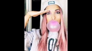 LPDV#43 TEST CHEVEUX ROSES ET TATTOO OMBRE LIPS