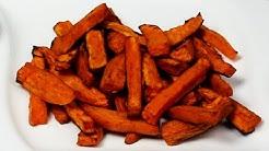 SWEET POTATO FRIES   Süßkartoffel Pommes