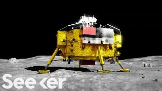 Why Did China Send a Probe to the Far Side of the Moon?