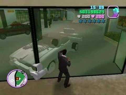 GTA Vice City 2 Glitches