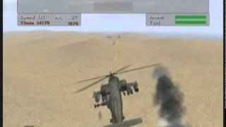 OPERATION FLASHPOINT ELITE AH 64 A SPEC FORCES GAMEPLAY DESERT TOUR.