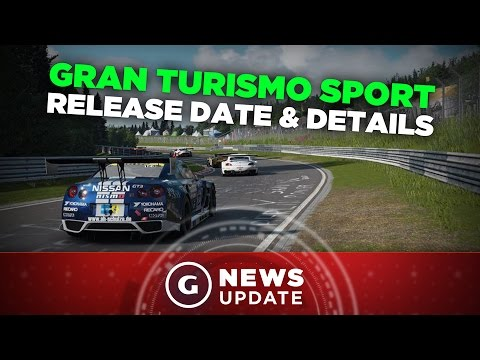 gran turismo sport release date and details gs news update youtube. Black Bedroom Furniture Sets. Home Design Ideas