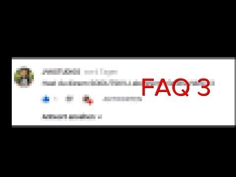 Ich mache ein Musikvideo (Nicht wirklich xD) I FAQ 3