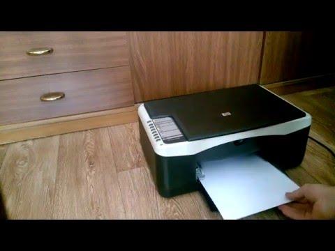 Драйвер к принтеру hp deskjet f2180