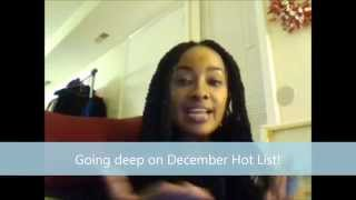 Indie Music & Up-n-Coming Artists - About December Hot List