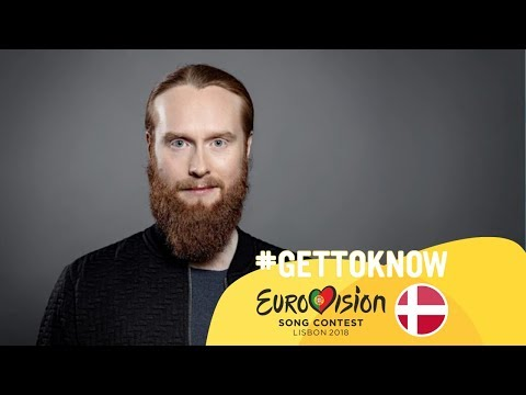 ESC 2018: Get to Know.... RASMUSSEN from DENMARK | Eurovision Song Contest 2018 🇩🇰