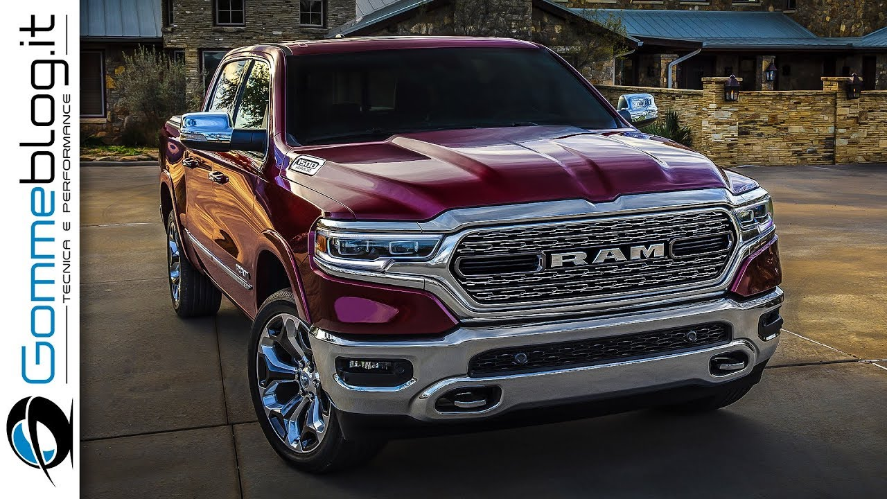 2019 Ram 1500 Pickup Interior Exterior How It S Made