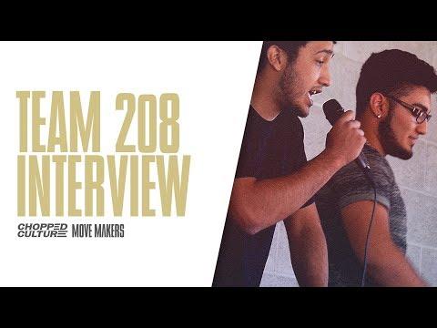 The Team 208 (Illusive & Goodfella) Interview | Chopped Culture: Move Makers | Ep 006
