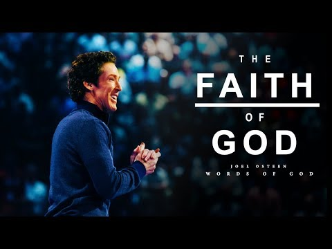 Joel Osteen 2018 - For With GOD NOTHING Shall Be IMPOSSIBLE -Words Of God