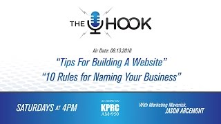 Download The Hook: 8.13.2016 - Developing a Powerful Website