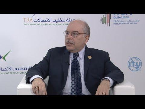 ITU INTERVIEWS @ PP-18: Mario Maniewicz, Director-Elect, Radiocommunications Bureau (BR), ITU