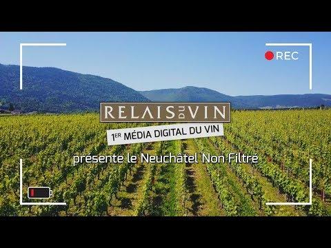 Neuchâtel Non Filtré : 1er vin suisse de l'année