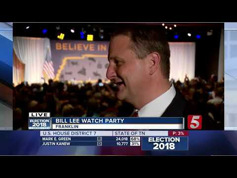 Republican Chair talks victory for Bill Lee