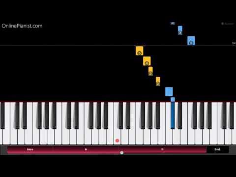 Ludovico Einaudi - Elegy For The Arctic - EASY Piano Tutorial - How to play Elegy for the Arctic mp3