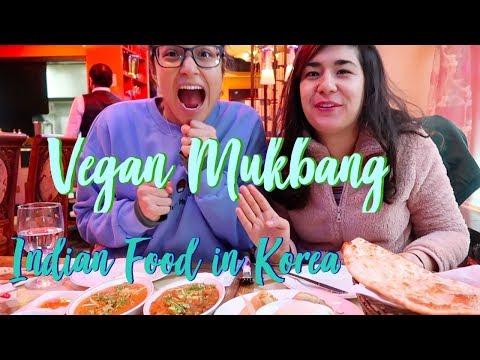 Plant Based Mukbang: Our Vegan Story (Seoul)