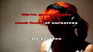 Paramore - Decode (Acoustic Karaoke - Instrumental)