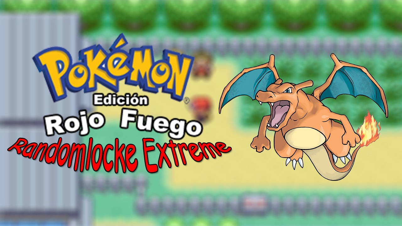 Descargar Pokemon Rojo Fuego Randomlocke Extreme By Jeriela1305