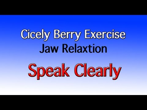 Cicely Berry Exercise - Male And Female Voice