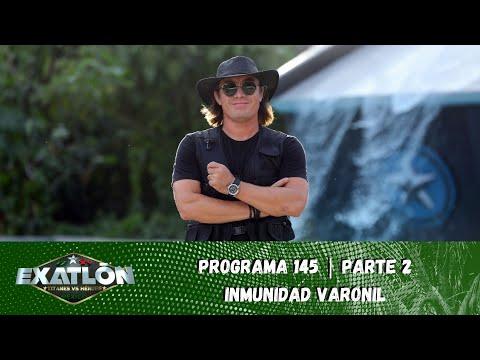 Christian, Javier y Pato quieren asegurar su pase a SEMIINALES |Capítulo 145, pt. 2 | Exatlón México