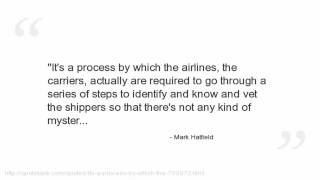 Mark Hatfield Quotes