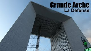 Grand Arche de La Defense Paris