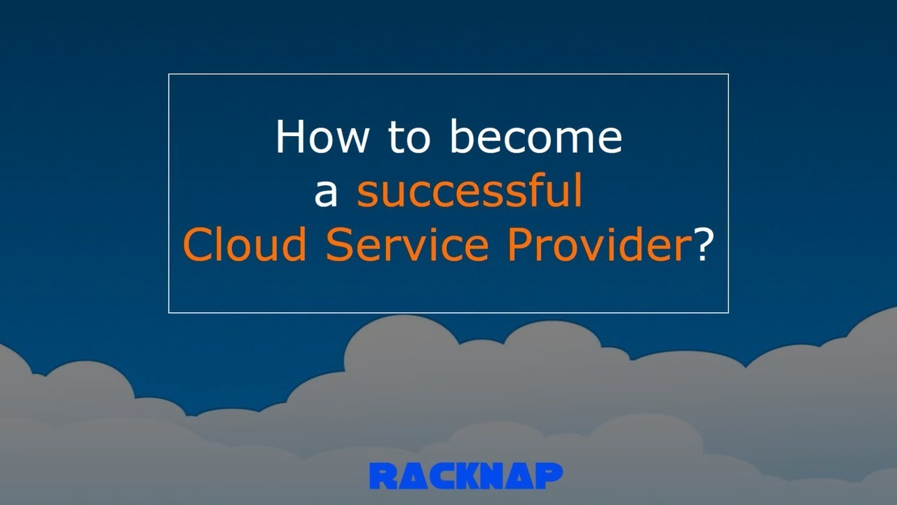 How to become a provider