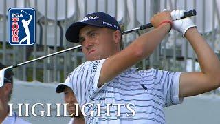 Justin Thomas' extended highlights | Round 1 | Honda