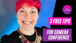 🎥 TV Presenter shares her 3 BEST Camera Confidence Tips📱Part 1 🤩