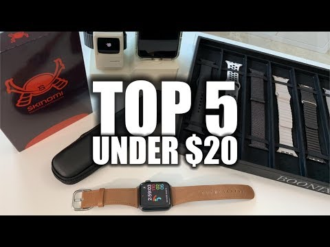 top-5-must-have-apple-watch-series-4-accessories-review