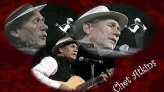 "Chet atkins ""Show Me the Way to go Home"""