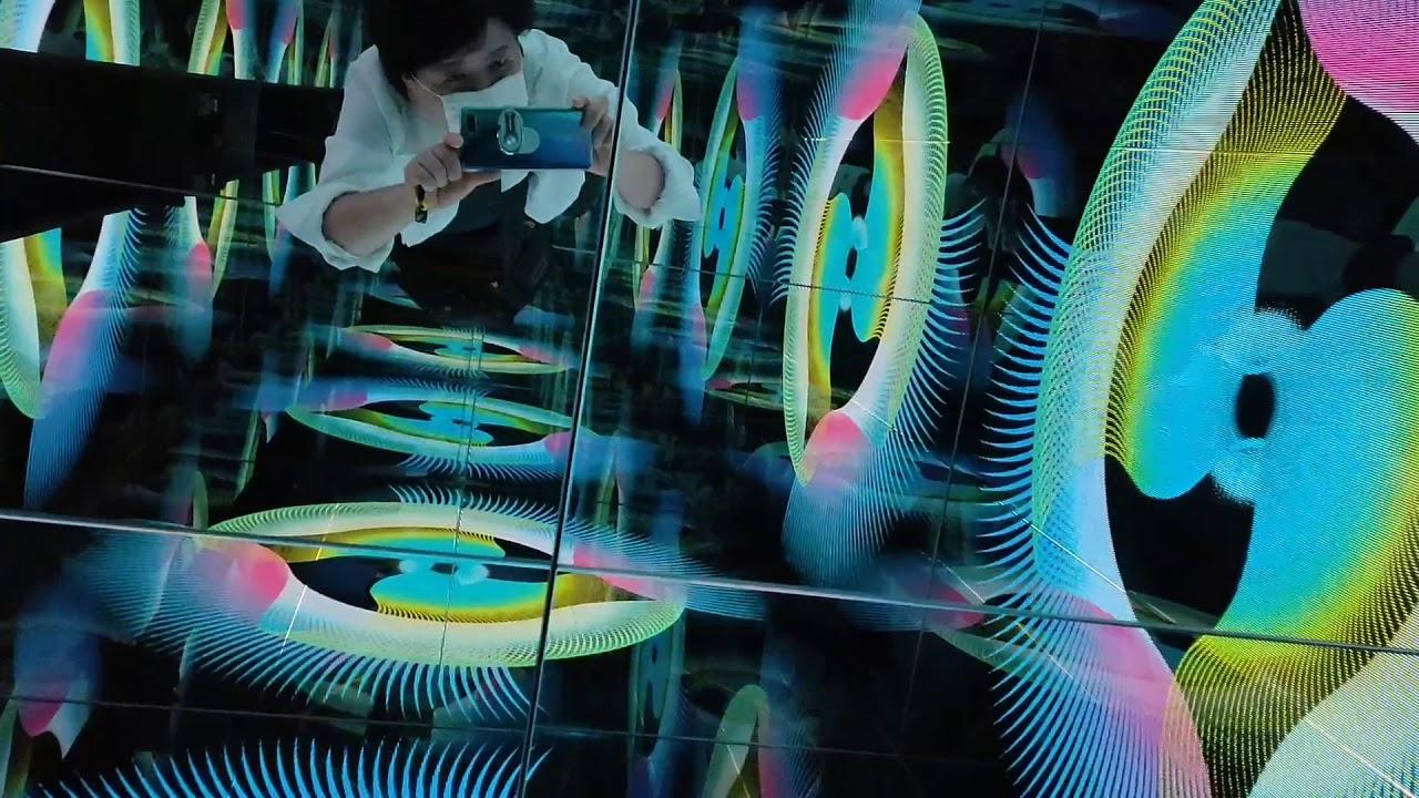 宝塚市立文化芸術センター開館記念展、インターステラーみたい 空中庭園