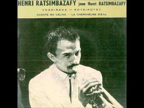 Henri Ratsimbazafy - La Chercheuse d'eau