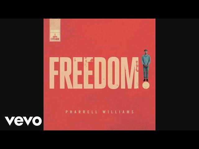 Pharrell Williams - Freedom (Audio)