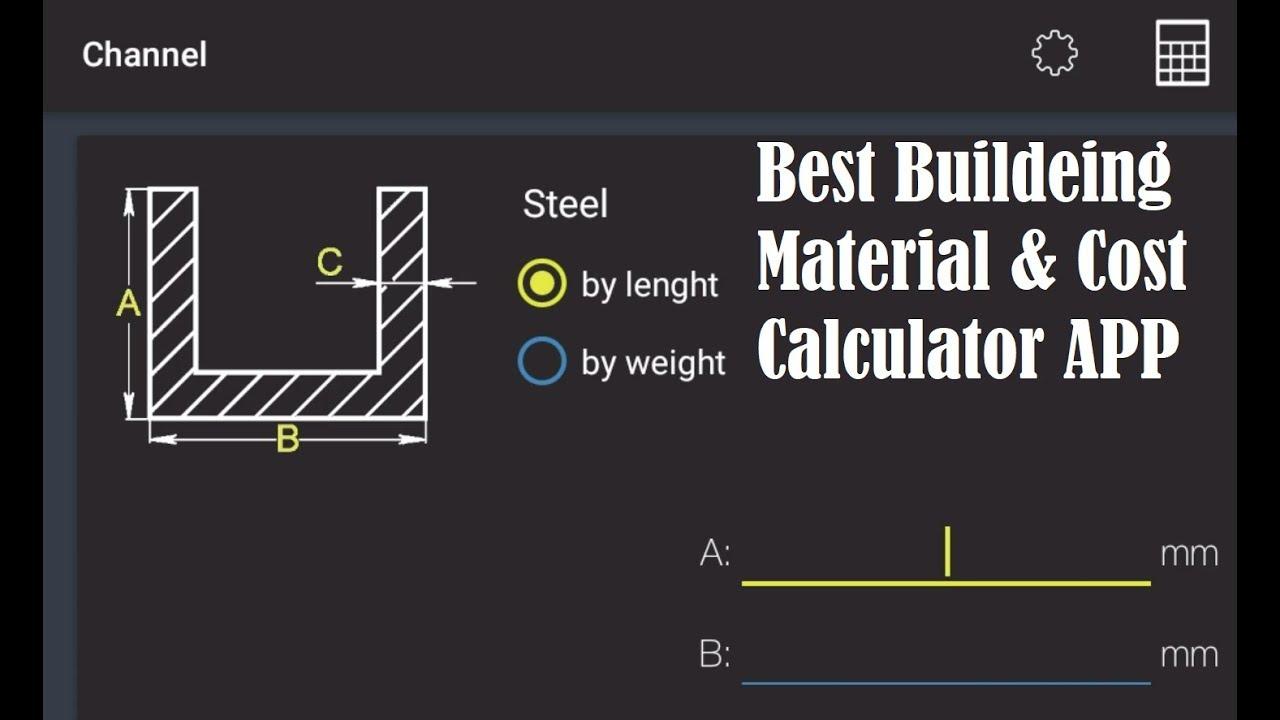 Building Material Calculator - Floor