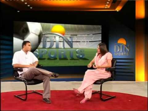 Pakistan football  Kashif Siddiqi interview