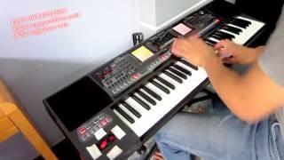 Đàn Organ Gửi Anh Xa Nhớ Roland EA7 - Nguyễn Kiên