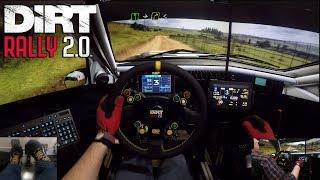 Dirt Rally 2.0 - The Best Audi Quattro Grupo B (heel and toe)
