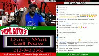 click here to buy tickets to see tommy sotomayor perform live in Ho...