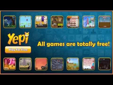 Play Yepi Games