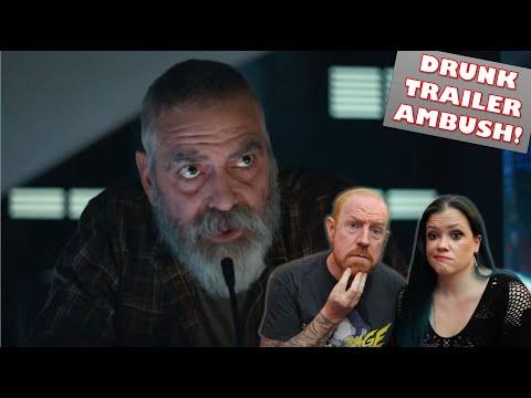 The Midnight Sky (George Clooney, Felicity Jones, 2020) – Drunk Trailer Ambush!
